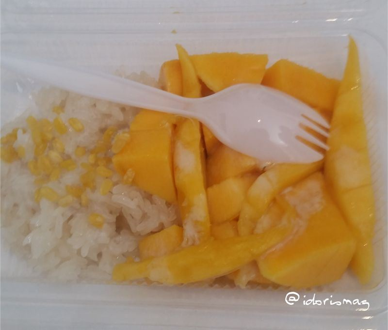 Bangkok Sticky Rice with Mango