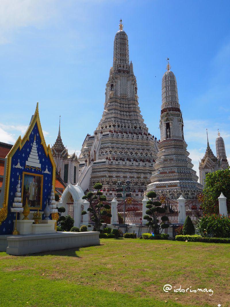 Bangkok Sightseeing - Wat Arun