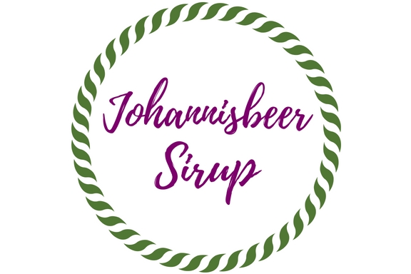 Johannisbeer Sirup Etiketten