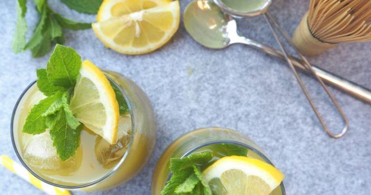 How to Matcha! Erfrischender Matcha Eis Tee und Schaumiger Matcha Latte