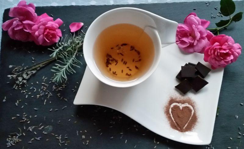 Der Herbst ist da – It's Tea Time – Lavendelblüten Tee