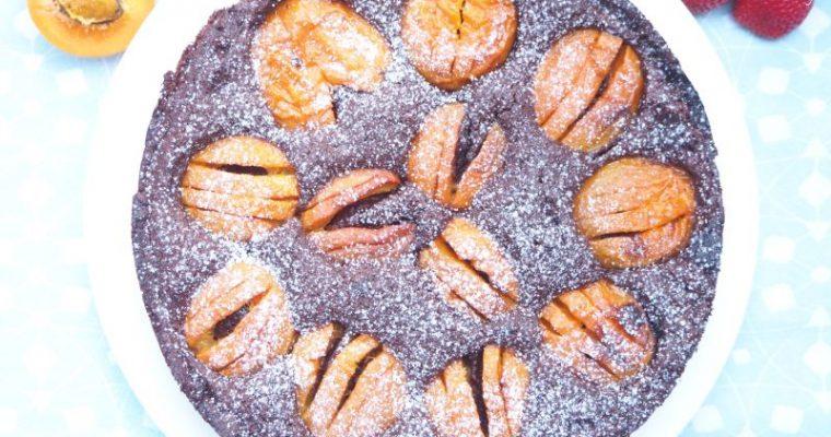 Der schokoladigste Marillenkuchen