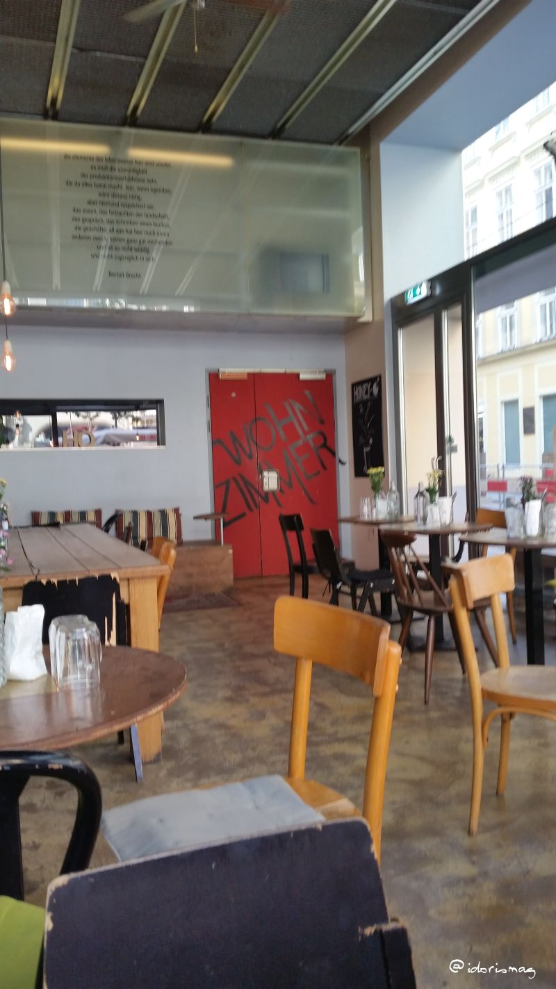 Vegan Guide Wien - Cafe 7Stern - Frühstück / Brunch