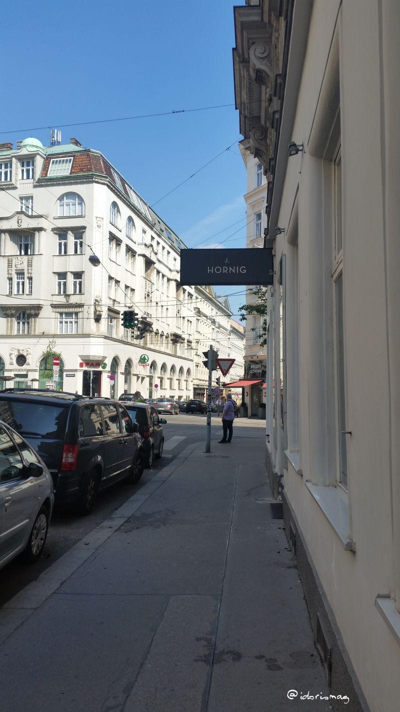 Vegan Guide Wien - Hornig Kaffeebar
