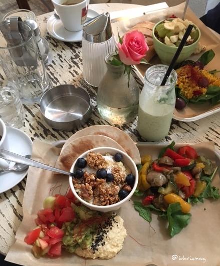 Vegan in Wien - Frühstück / Brunch - Liebling