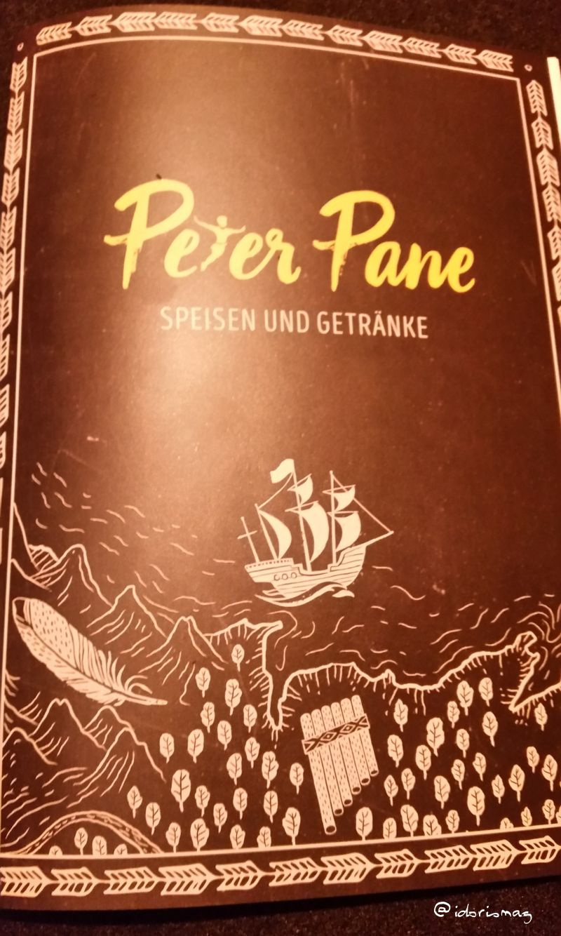 Vegan in Wien - Peter Pane - Vegane Burger