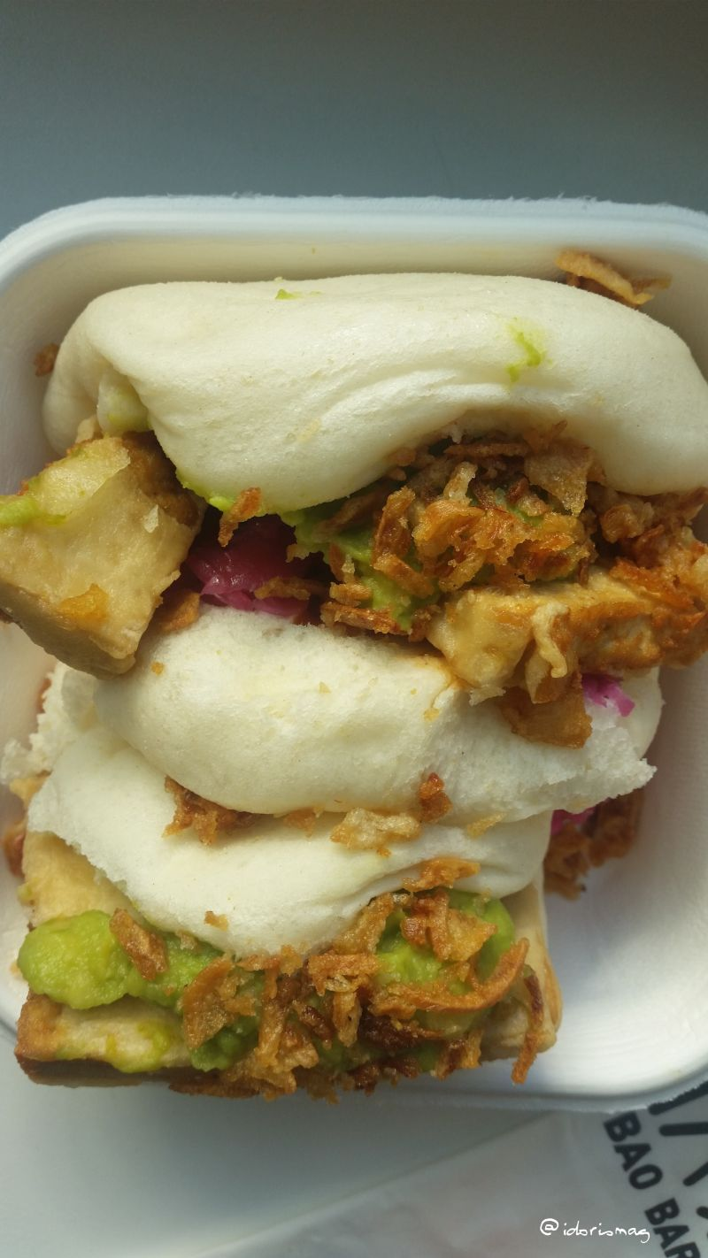 Wien Vegan Guide - Bao Bar