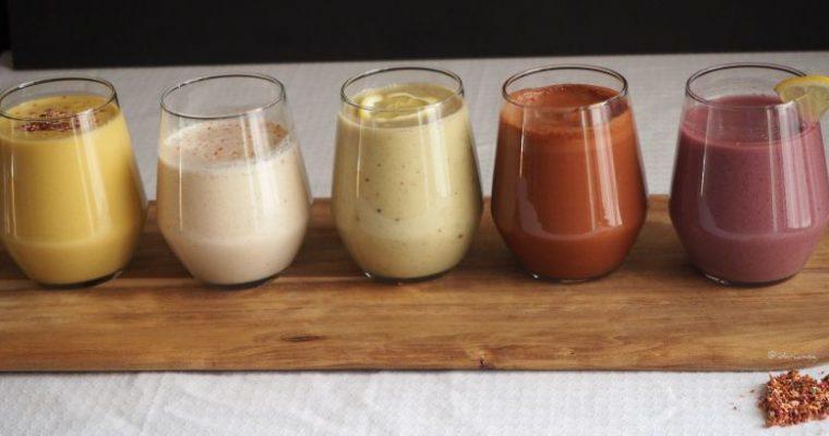 Cashewdrinks mit Früchten, Schoko oder Vanille – 5 Varianten, die du ausprobieren solltest