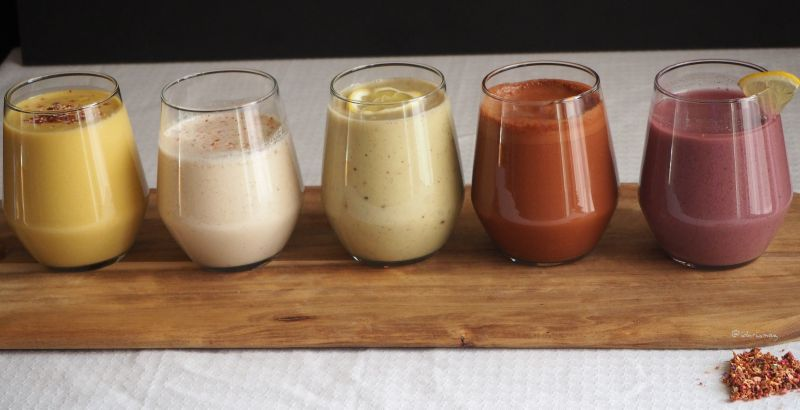 5 vegane Cashewmilch Drinks
