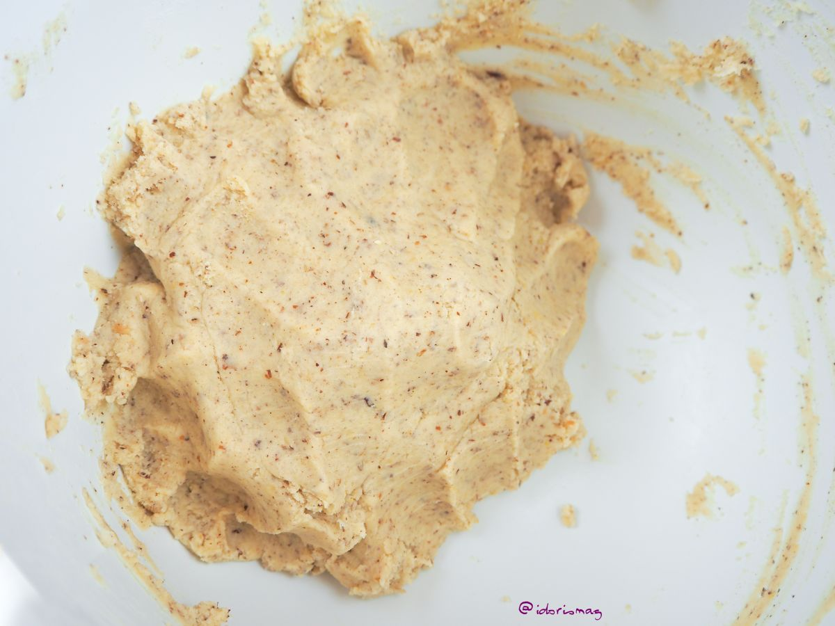 Linzeraugen mit Aprikosen Marmelade - Veganes Rezept