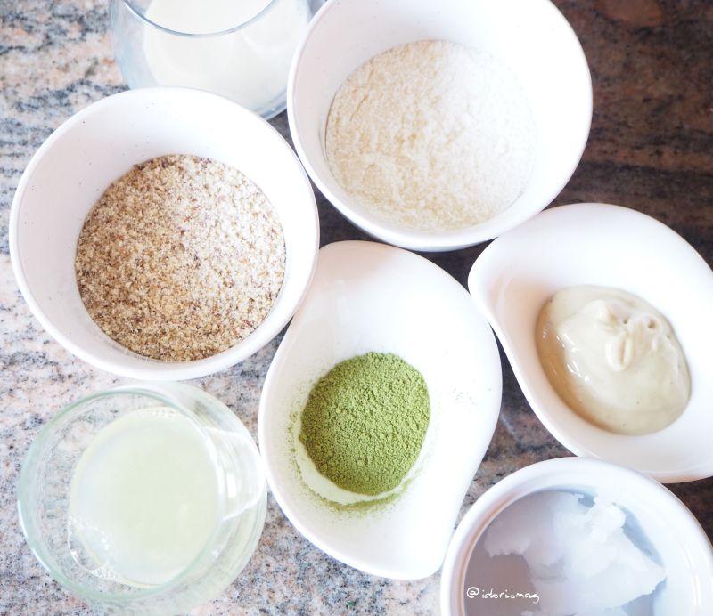 Vegan Matcha Bliss Balls - Plant-based recipe