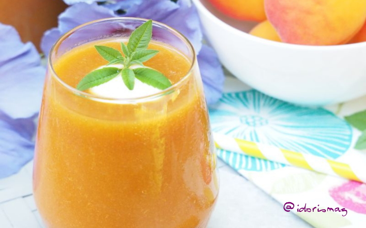 Aprikosen Smoothie - Marillen Smoothie - Veganes Rezept