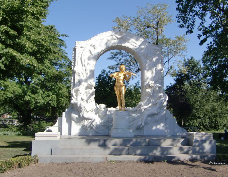 Sightseeing Wien - Stadtpark
